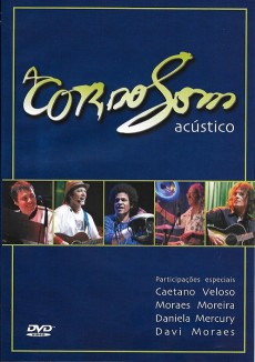 DVD A Cor do Som - Acústico
