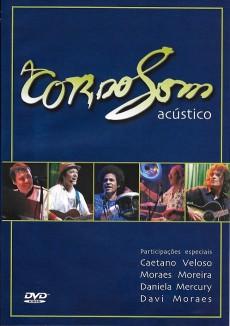 DVD A Cor do Som - Acústico