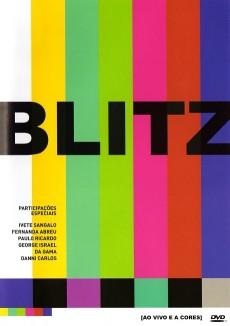 DVD Blitz - Ao Vivo E A Cores
