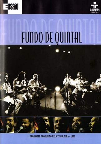 DVD Fundo de Quintal