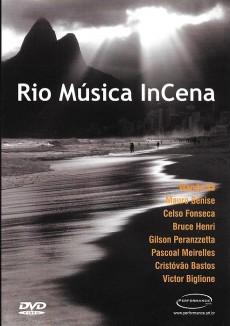 DVD Rio Música InCena - Rio Música InCena