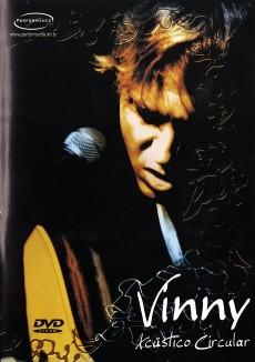 DVD Vinny - Acústico Circular